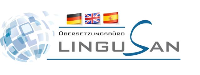 Übersetzungbüro LinguSan Logo